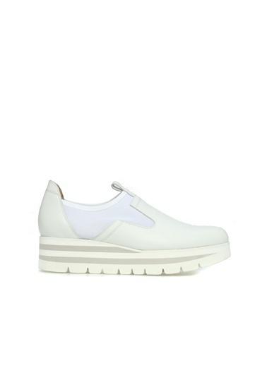 Divarese 5022831 Kadın Ayakkabı Beyaz
